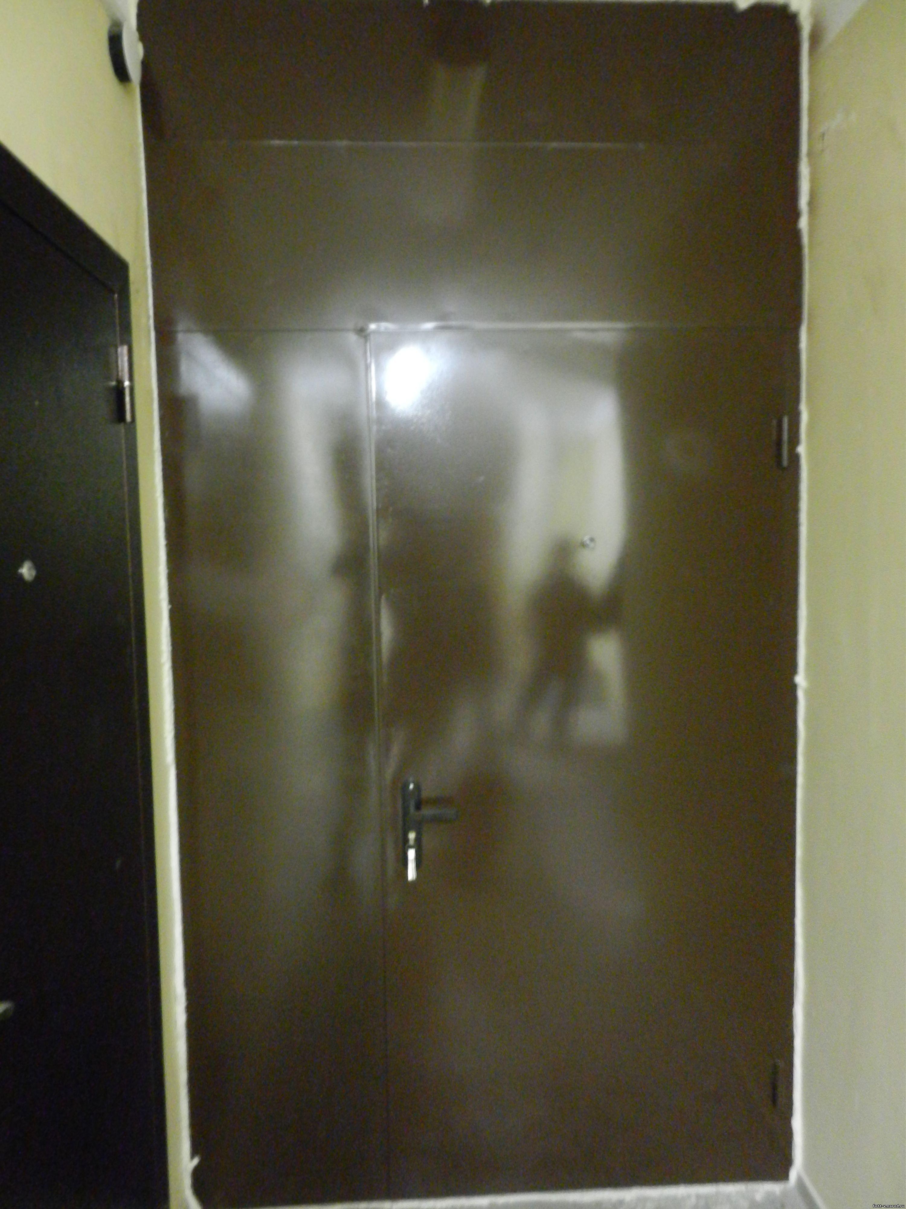 сварить тамбурную металлическую дверь на заказ